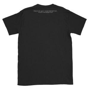 Earth Dominant Singer Black T-Shirt