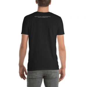 Water Dominant Singer Black T-Shirt