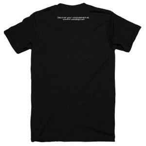 Fire Dominant Singer Black T-Shirt