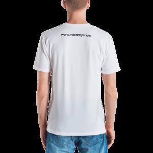 Discover. Train. Sing. White T-Shirt