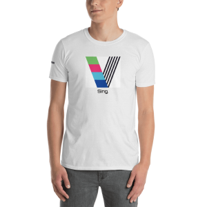 Vododojo Sing White T-Shirt
